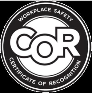 COR Certified Company
